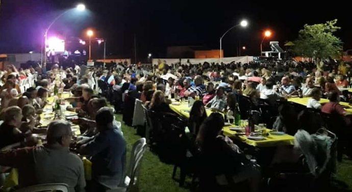 Larrechea: La Fiesta de la Vaquillona Deshuesada todo un éxito