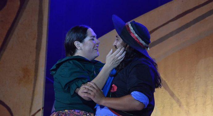 Gálvez: Saucedo y Moreno brillaron en Cosquín