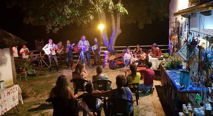 """Primer encuentro de Artesanos en """"Estación Cultura"""" Punta Cayastá"""