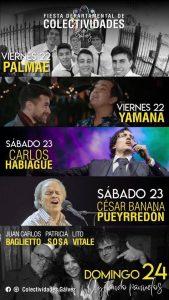 Gálvez: Cuenta regresiva para la «5ta Fiesta Departamental de Colectividades»