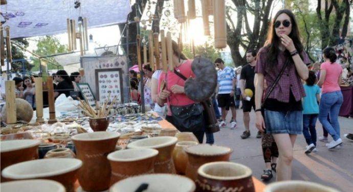 La 4ta. Gran Feria de Artesanos llega a Santa Clara