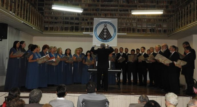 El Coro Polifónico Municipal de Gálvez celebró su 60° Aniversario