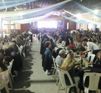 La «Fiesta del Pastelito» se instaló en Helvecia