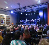 El Coro Polifónico Nacional de Ciegos inició su gira en Gálvez