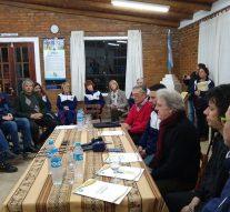 El Coro Polifónico de Gálvez prepara su espectáculo «Canto Pleno»