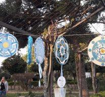 Las «Mandalas Patrias» visitaron Santa Rosa de Calchines