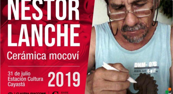 Estación Cultura «Punta Cayastá» recibe al artesano mocoví Néstor Lanche