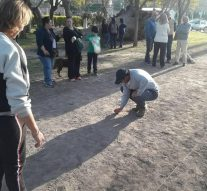 Larrechea participó del «Torneo Provincial de Bolitas»