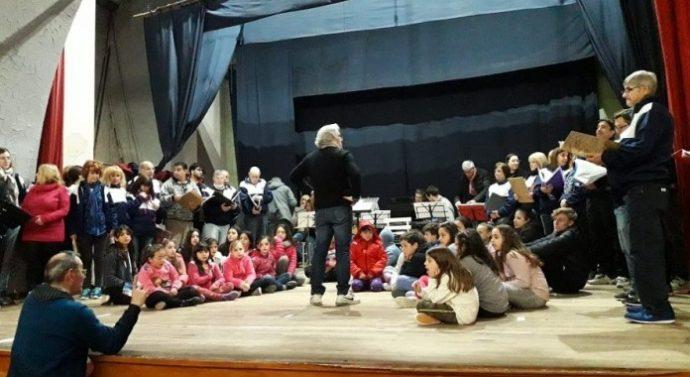 Se aproxima la presentación de la obra «Canto Pleno» del Coro Polifónico