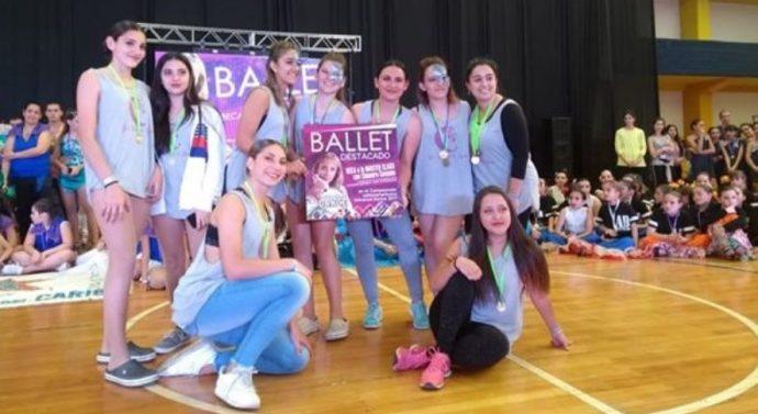 Bailarinas de Barrancas participarán en Córdoba del Torneo Latinoamericano