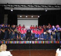 Gálvez: Nueva edición del Encuentro Coral de niños y jóvenes