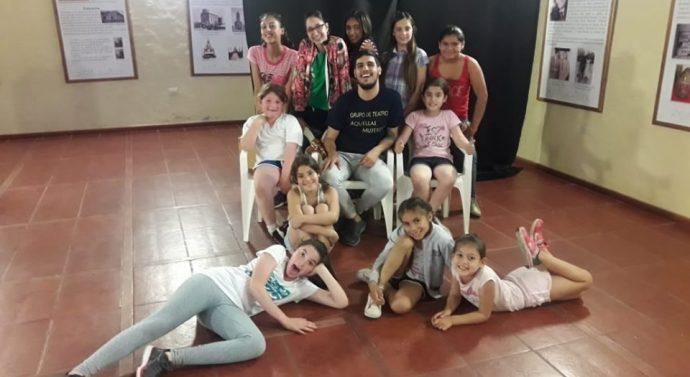 San Carlos Norte: Se presentará la primera obra del Taller de Teatro Infantil