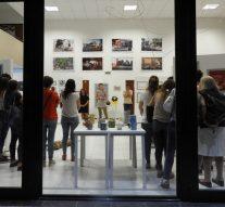 Gálvez: La Muestra del Ciclo Superior de Artes Visuales se exhibe en la CHCB