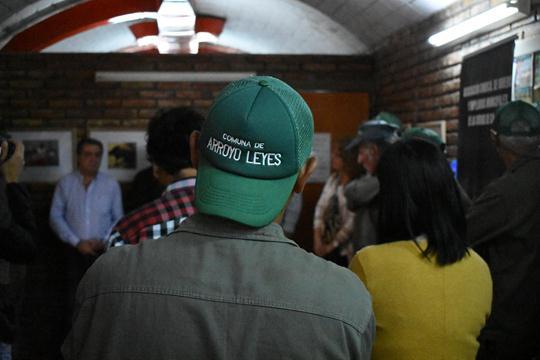 """Muestra Fotográfica en Arroyo Leyes """"Construyendo la Cultura del Trabajo"""""""