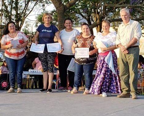 Cierre de Talleres y Actividades Culturales en Larrechea