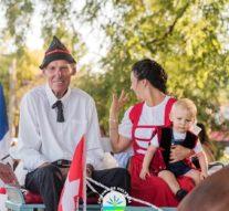 Helvecia celebró sus 155° Aniversario