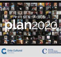 Con más de cien comunidades el Ente Cultural puso en marcha su «Plan 2020»
