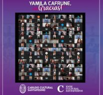 Magnifico cierre del Cabildo Cultural junto a Yamila Cafrune