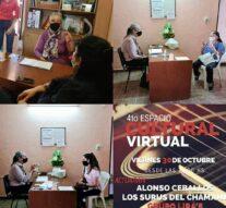 Importante agenda de la Secretaria de Cultura de San Javier