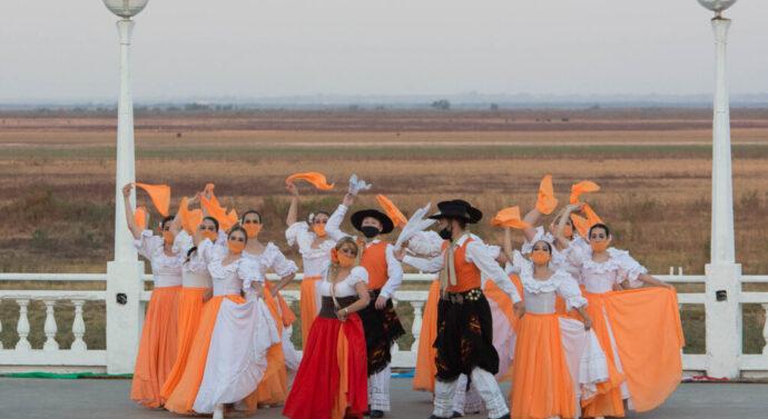 Coronda: «25° Encuentro de Danzas Folklóricas Argentinas»