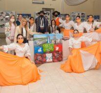 Coronda: Culminó el Encuentro de Danzas Folklóricas Argentinas