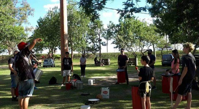 Talleres de Percusión Musical en San Javier
