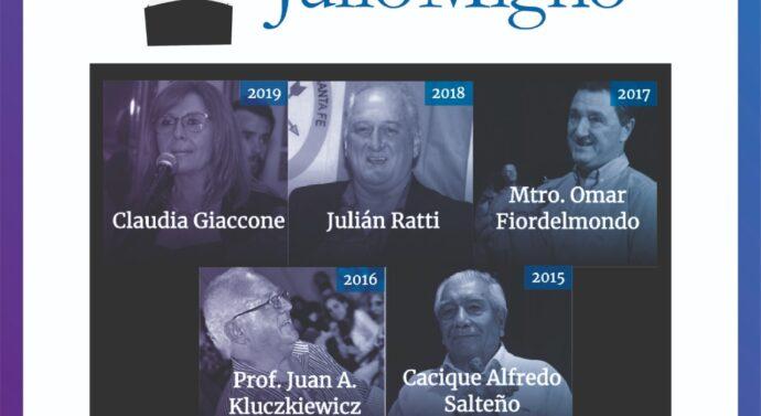Llega el Premio «Julio Migno 2020»