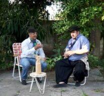 En San Javier se estrenó «Teatro Covid»