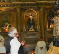 En pandemía, San Javier celebró su fiesta patronal.