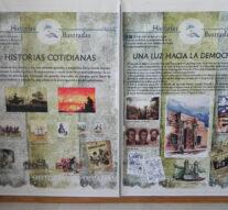 La Muestra «Historias Ilustradas» ya visita Recreo