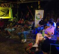 San Javier: Se llevó a cabo la primera convocatoria artística