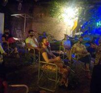 Gran respuesta a la convocatoria de Artistas y referentes culturales de San Javier