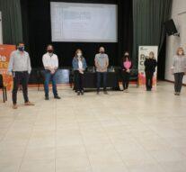 El Ente Cultural Santafesino inició el ciclo de reuniones en Recreo.