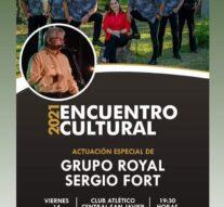 San Javier: Grupo Royal y Sergio Fort en un nuevo Espacio Cultural