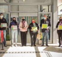San Javier: Se inauguró el espacio «DemostrARTE»