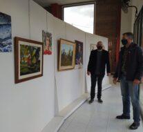 El Presidente del Ente Cultural visitó la ciudad de Gálvez
