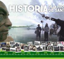 """Sanjavierino en """"Historia de la Provincia de Santa Fe"""""""