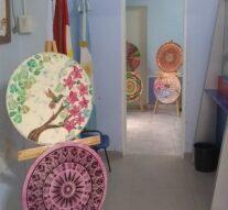 Los «Mandalas Santafesinos» llegaron a San Carlos Norte