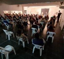Nueva normalidad: Exitosa obra de teatro bajo protocolo en San Javier