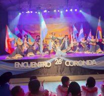Coronda: Exitoso Encuentro de Danzas Folklóricas