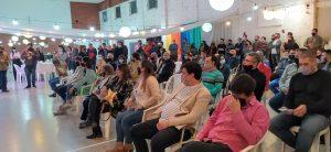 Gálvez: Artistas de primer nivel en la 8° Fiesta de las Colectividades