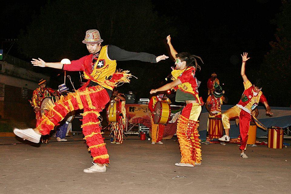 Suardi vivió una nueva noche de Carnaval