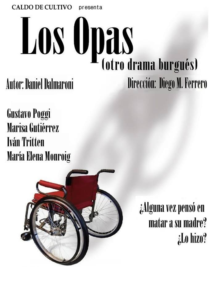 """LOS OPAS"" OBRA TEATRAL"