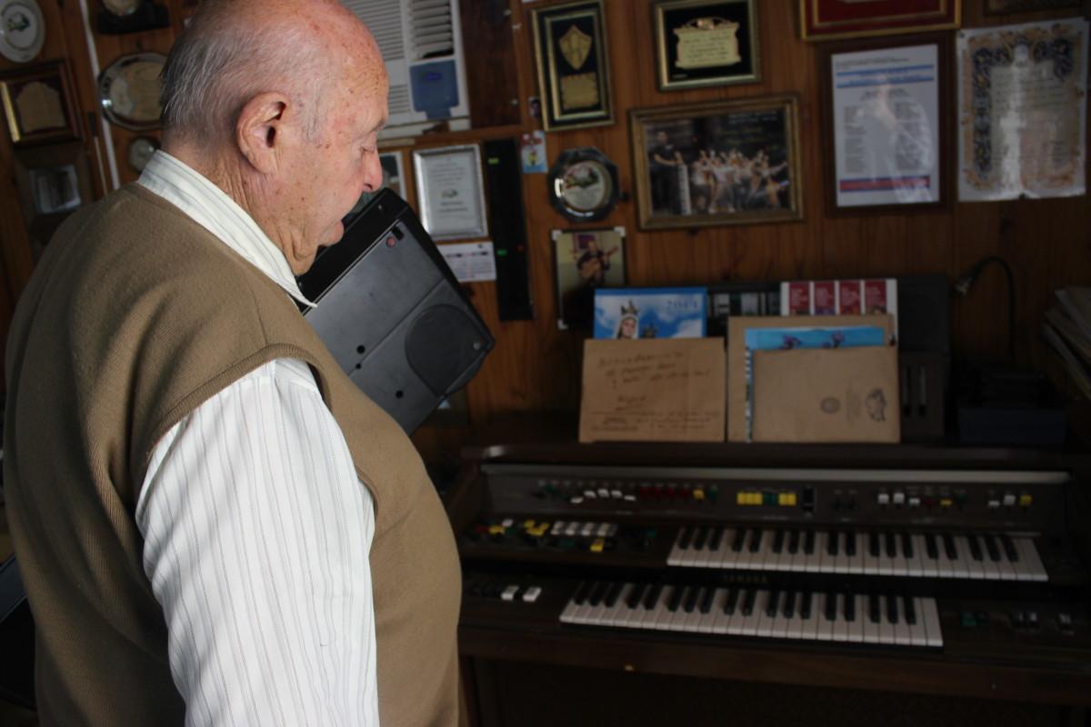 Selvino Ortolano: el hombre que dedicó su vida a la música