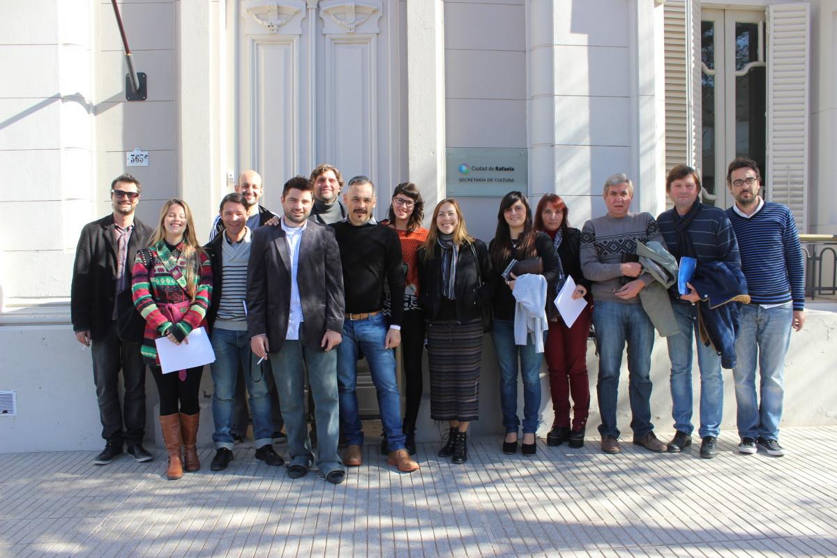 Suardi: Ya llega el Festival de Teatro de Rafaela