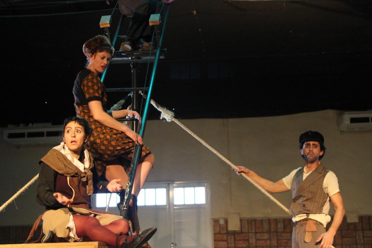 Suardi brillo como Subsede del Festival de Teatro de Rafaela