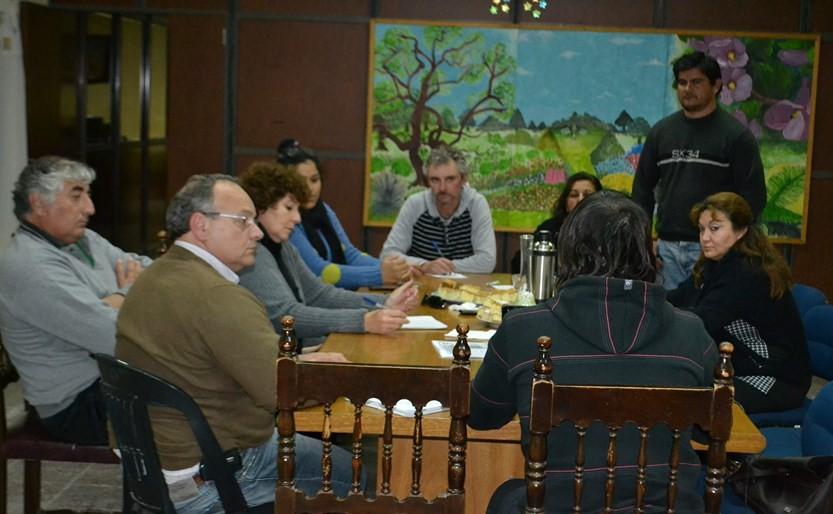 La Usina Cultural V se reunió en Ambrosetti