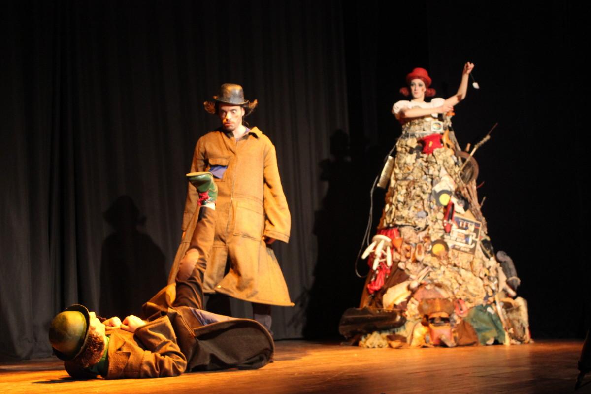 Suardi: «Bom Bim Bam» le dió continuidad al Festival de Teatro