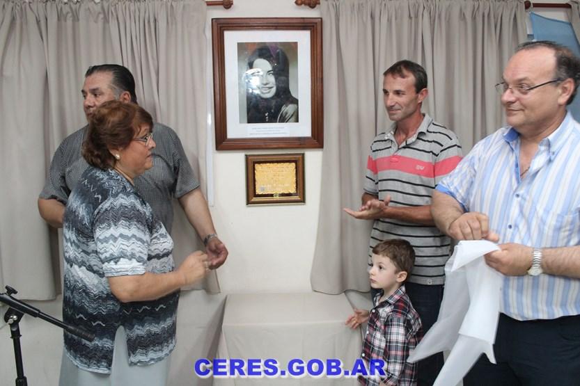 CERES: HOMENAJE A MARIA DEL CARMEN DE MAERO