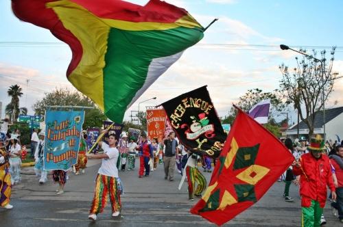 Suardi se prepara para el 15º Encuentro Nacional de Murgas